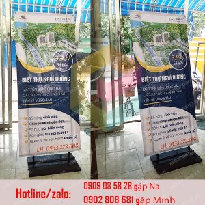 standee sat treo banner quang cao