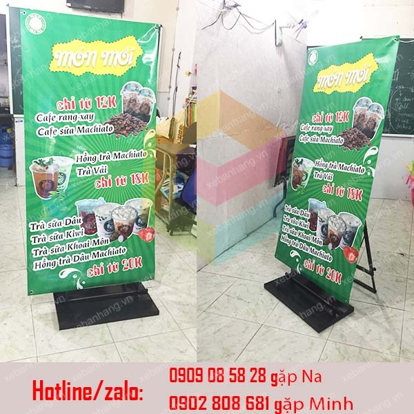 standee sat dung