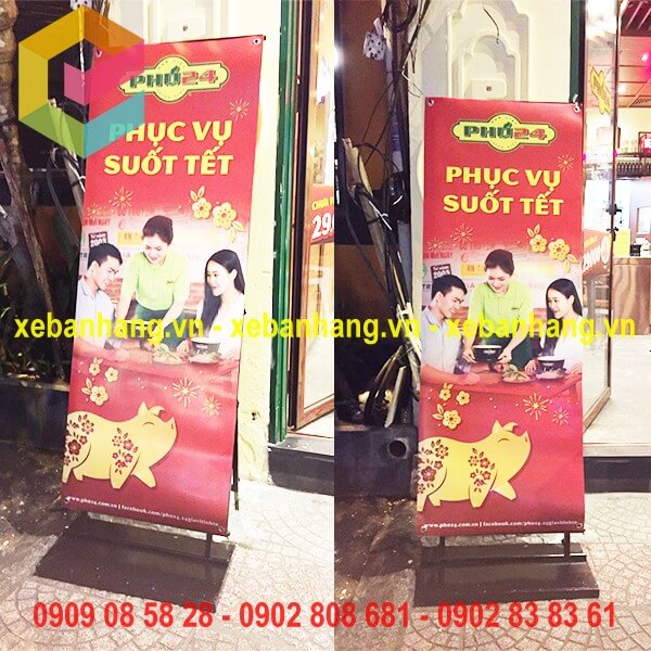 cung cap gia treo banner quang cao
